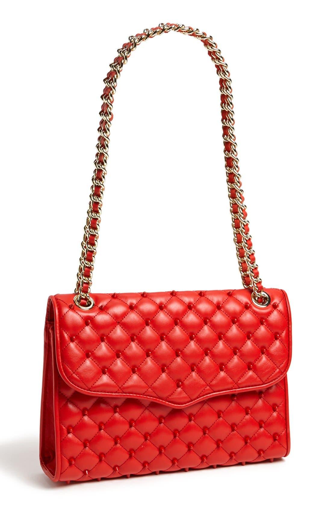 Alternate Image 1 Selected - Rebecca Minkoff 'Affair - Studded' Shoulder Bag