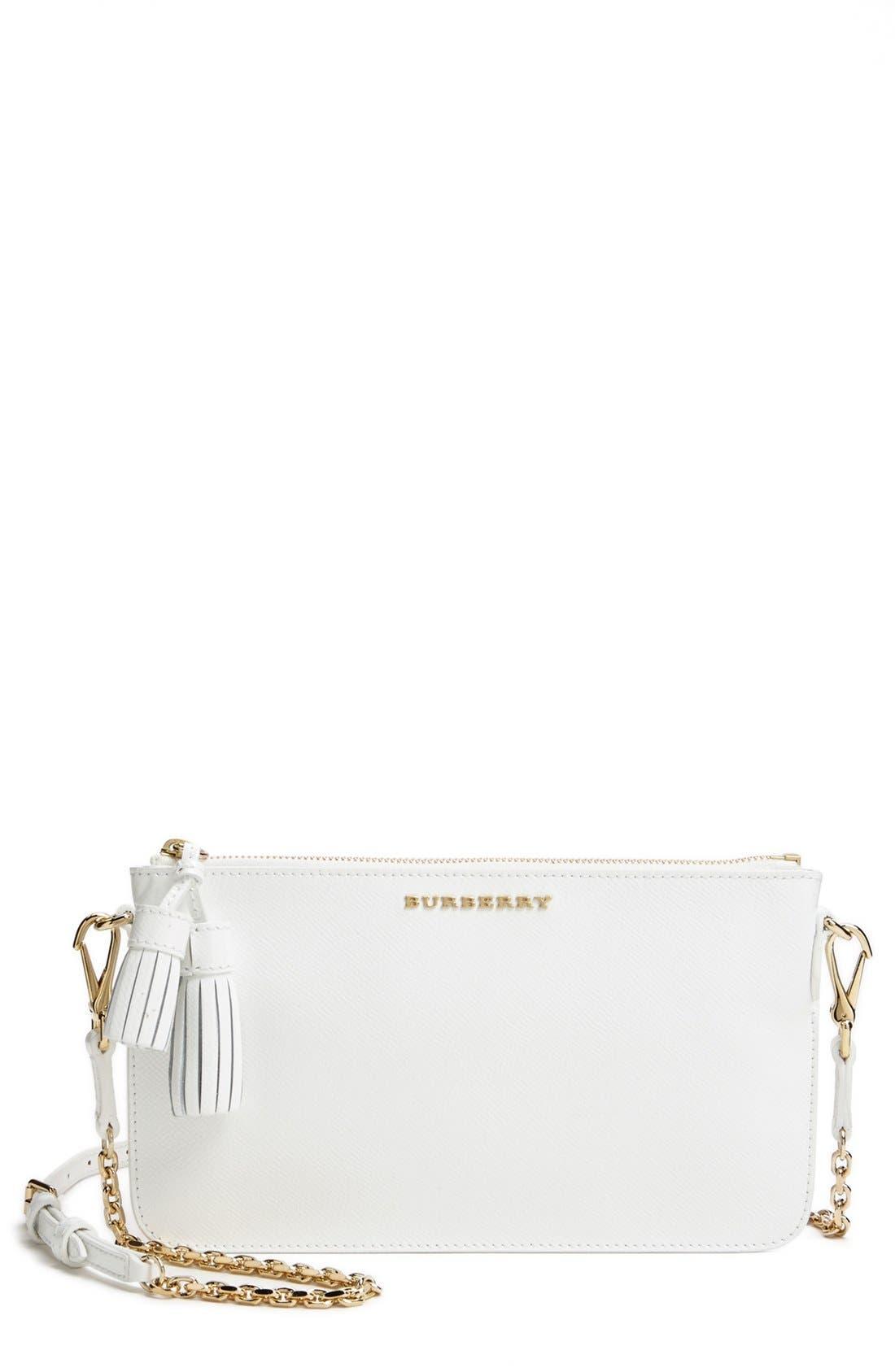 Main Image - Burberry 'Peyton' Crossbody Bag