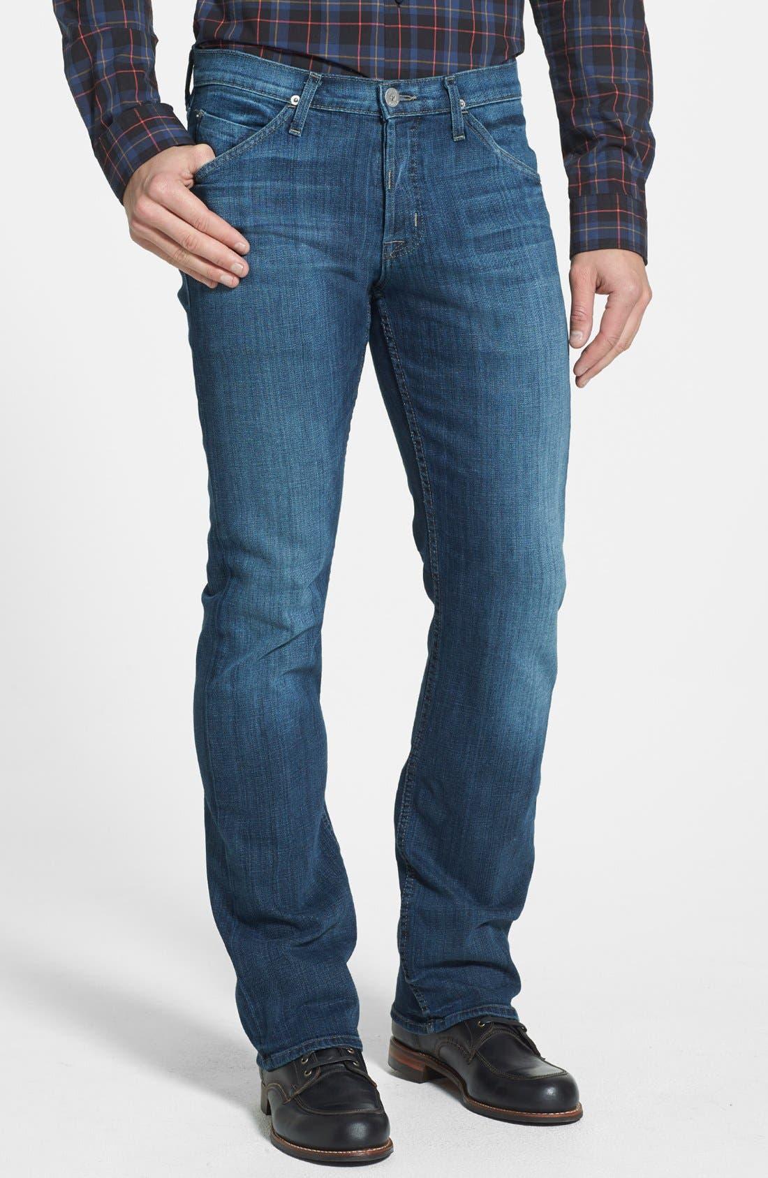 Main Image - Hudson Jeans 'Webber' Bootcut Jeans (Harris) (Online Exclusive)