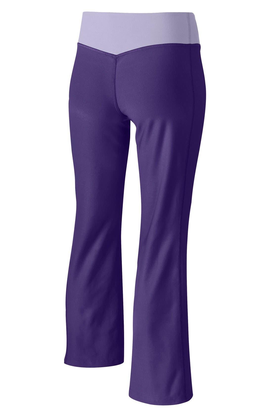 Alternate Image 2  - Nike 'Legend' Pants (Big Girls)