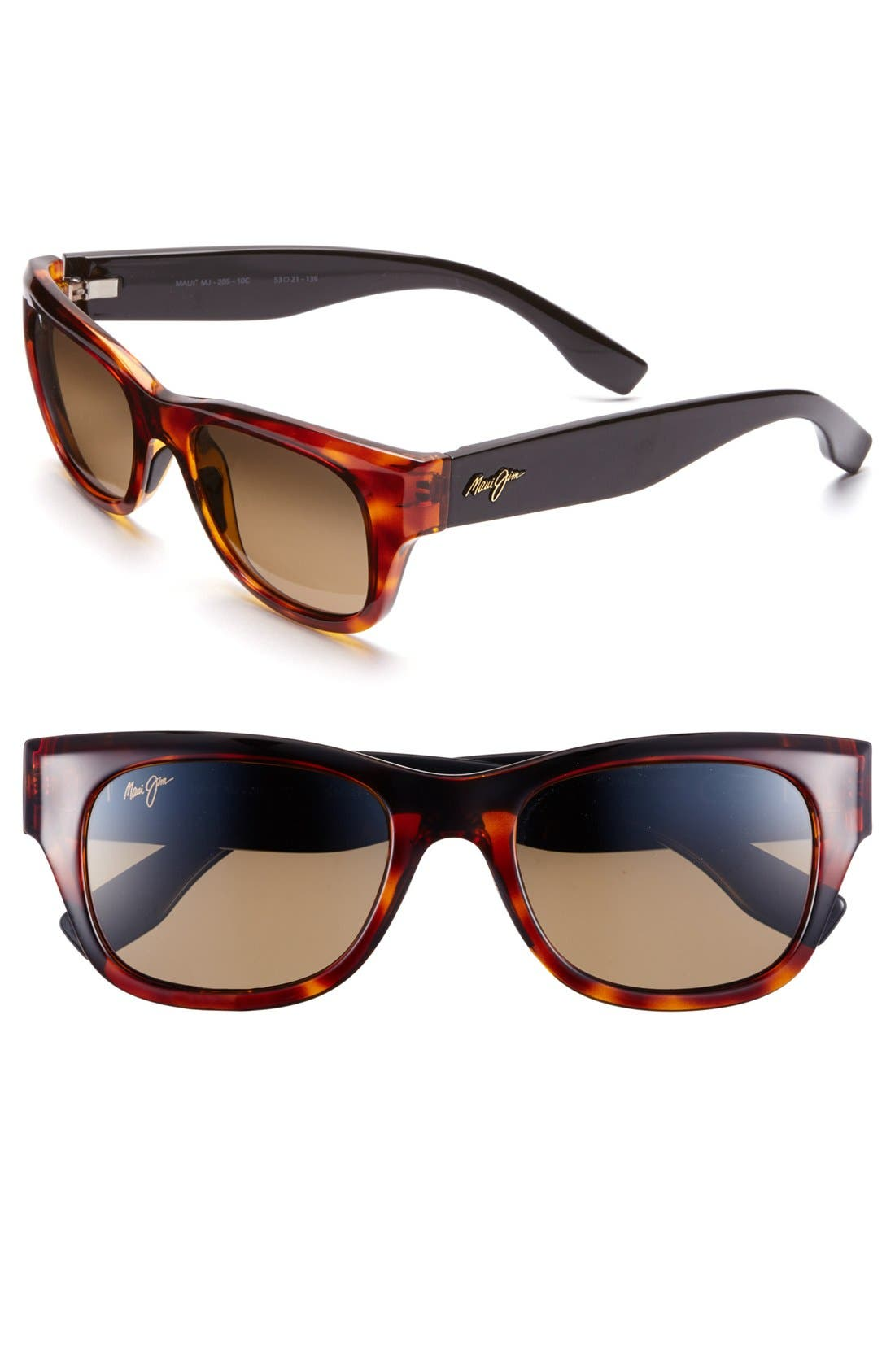 Main Image - Maui Jim 'Kahoma - PolarizedPlus2®' 53mm Sunglasses