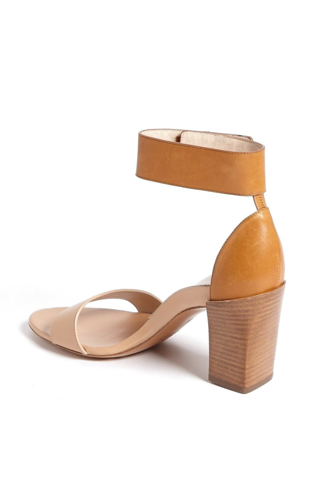Alternate Image 2  - Chloé 'Gala - Soft Apricot' Sandal