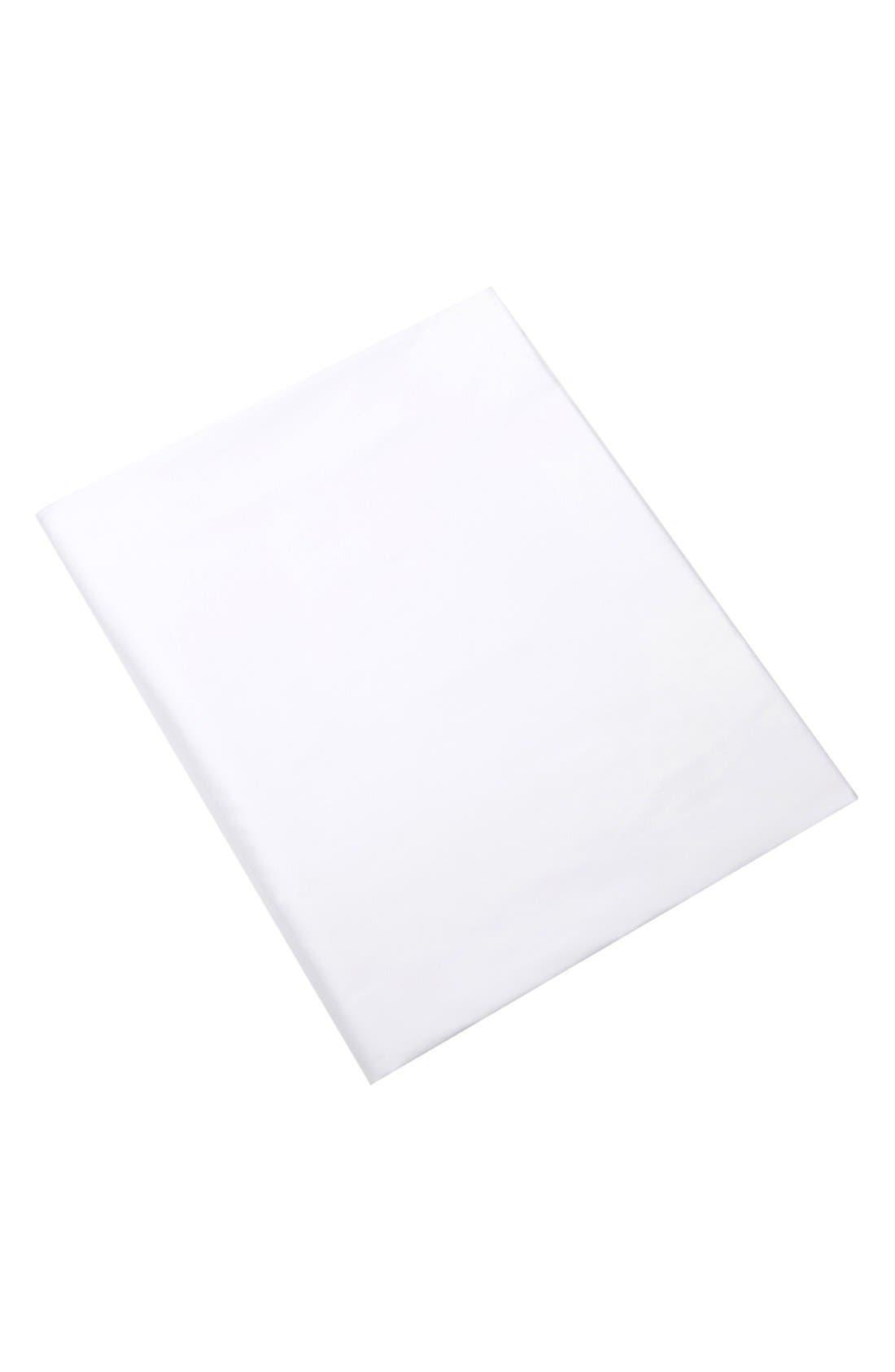 Alternate Image 1 Selected - Blissliving Home 'Mayfair White' Fitted Sheet