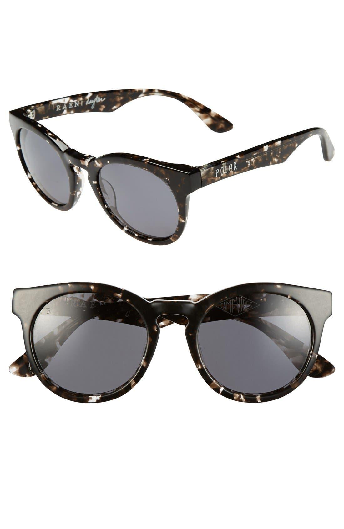 Alternate Image 1 Selected - RAEN 'Dayton' Polarized Sunglasses