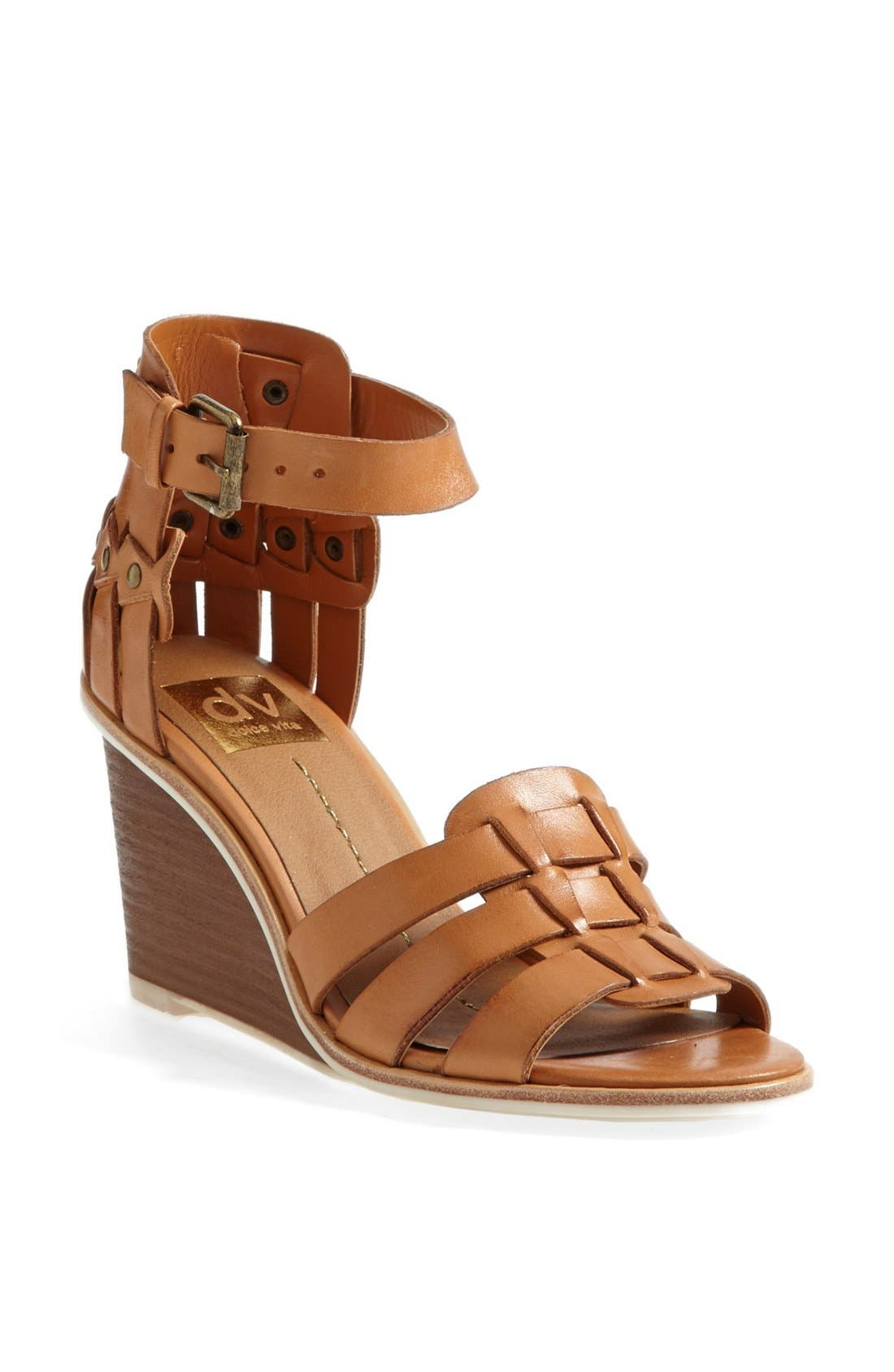 Alternate Image 1 Selected - DV by Dolce Vita 'Cho' Wedge Sandal (Nordstrom Exclusive)