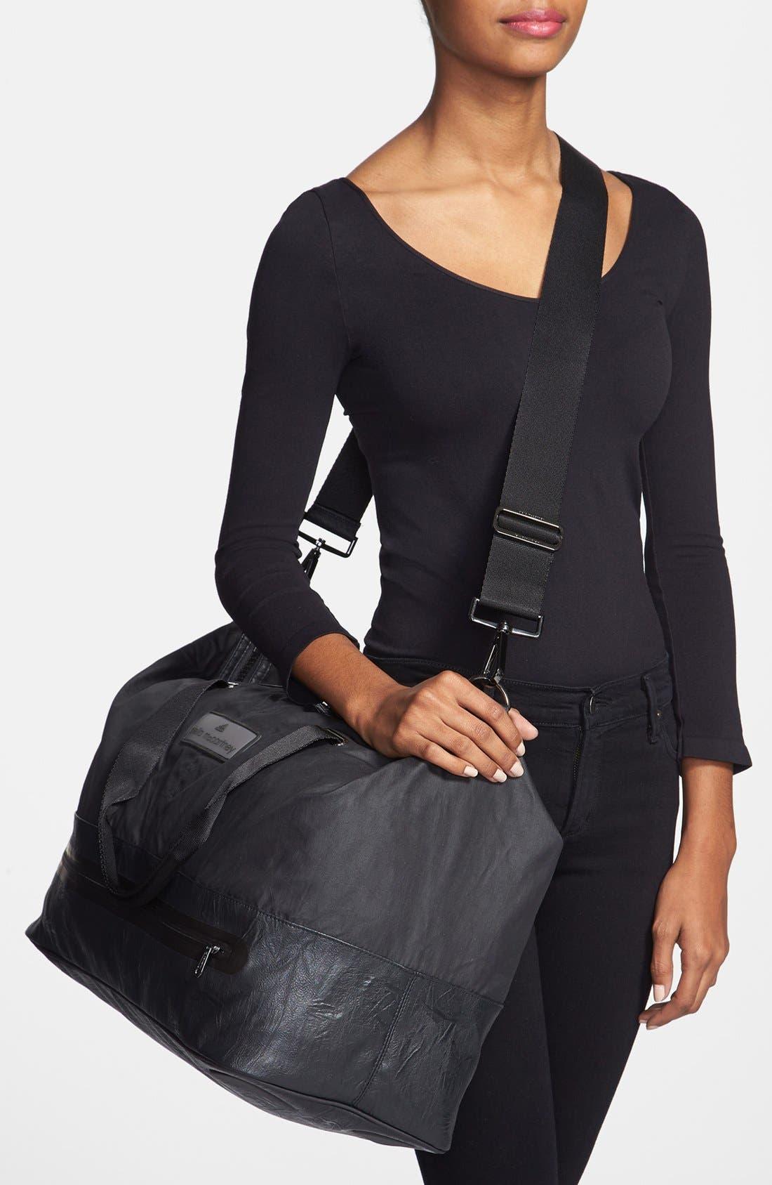 Alternate Image 4  - adidas by Stella McCartney 'Big' Bag