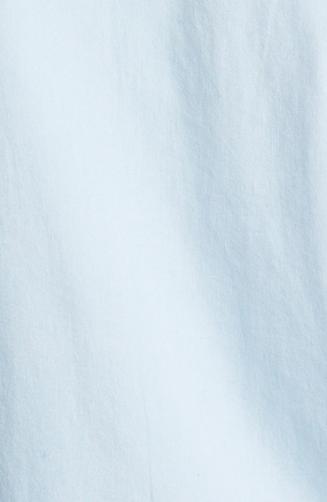 Alternate Image 3  - Tommy Bahama Denim 'By All Seams' Island Modern Fit Denim Sport Shirt