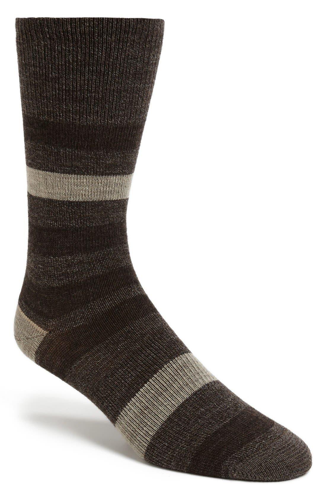 Alternate Image 1 Selected - Smartwool 'Trekker' Socks (Men)