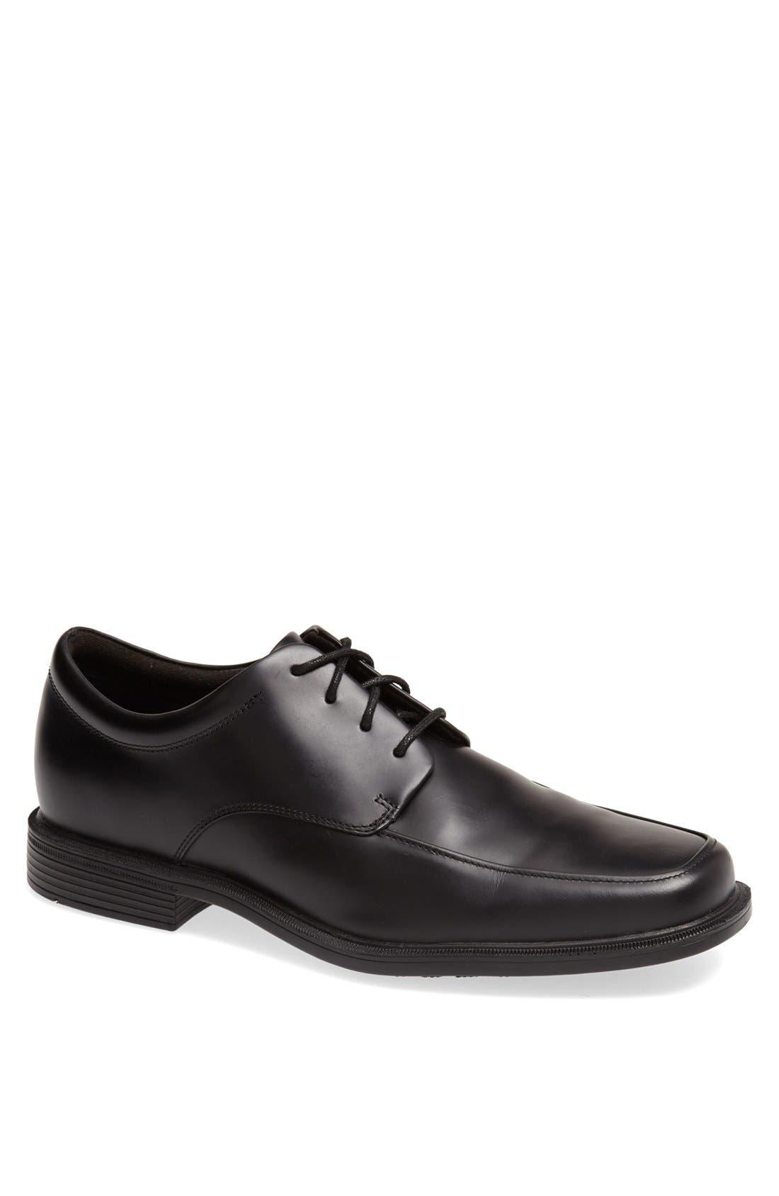 'Evander' Oxford,                         Main,                         color, Black