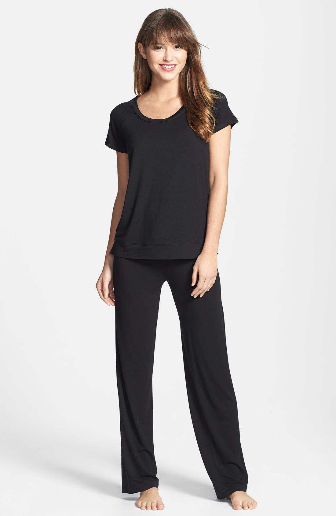 Alternate Image 4  - DKNY 'City Essentials' Pants