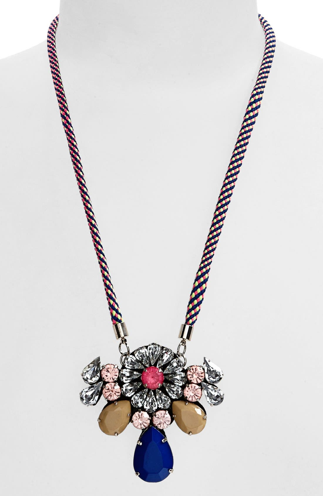Alternate Image 1 Selected - Cara Couture 'Dandy' Statement Necklace