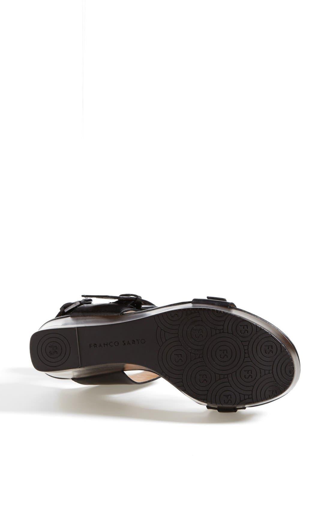 Alternate Image 4  - Franco Sarto 'Divine' Sandal (Nordstrom Exclusive)