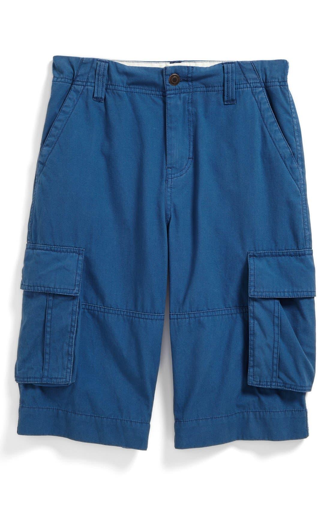 Alternate Image 1 Selected - Tucker + Tate Cargo Shorts (Big Boys)