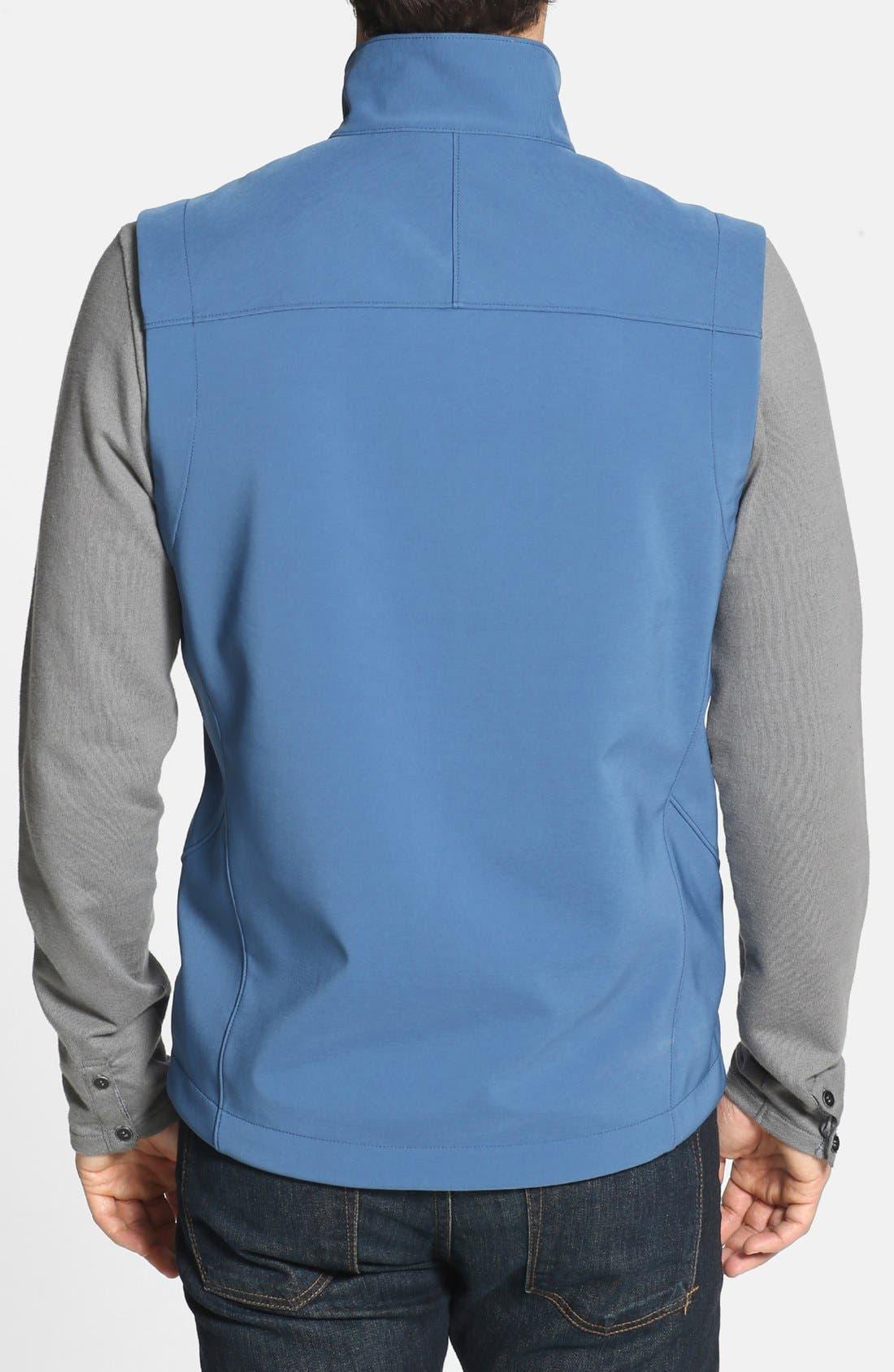 Alternate Image 2  - Patagonia 'Adze' Soft Shell Vest