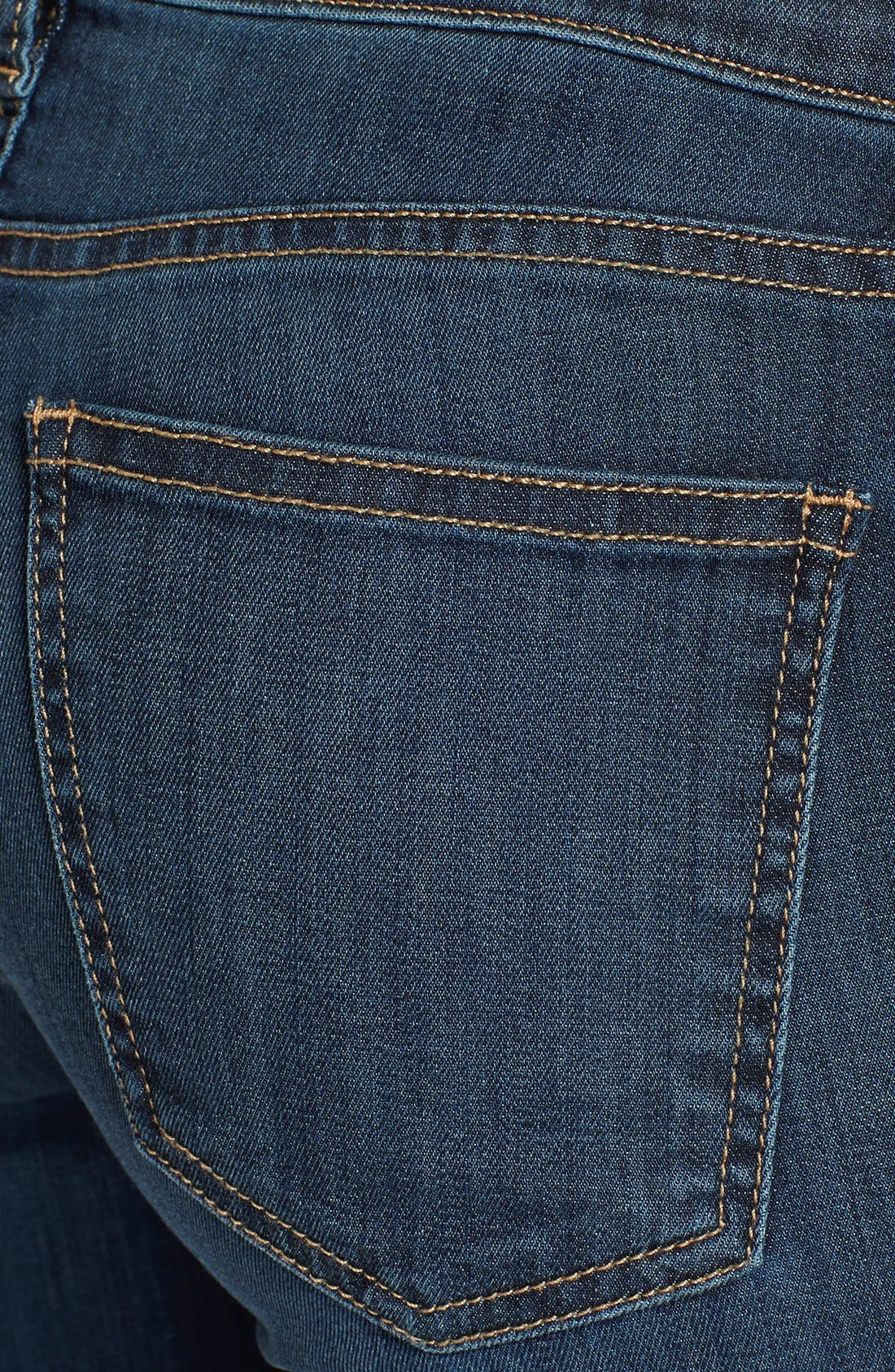 Alternate Image 3  - Current/Elliott 'The Ankle' Skinny Jeans (Stagecoach)