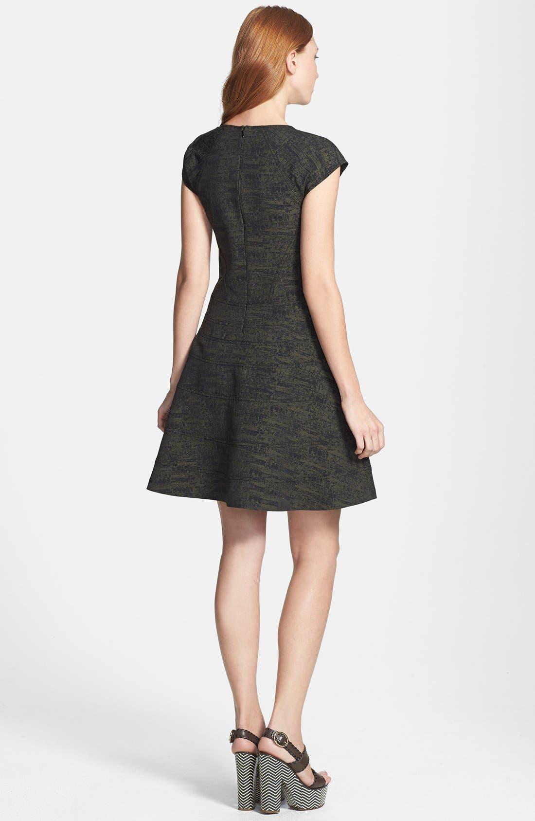 Alternate Image 2  - Diane von Furstenberg 'Rebecca' Woven A-Line Dress