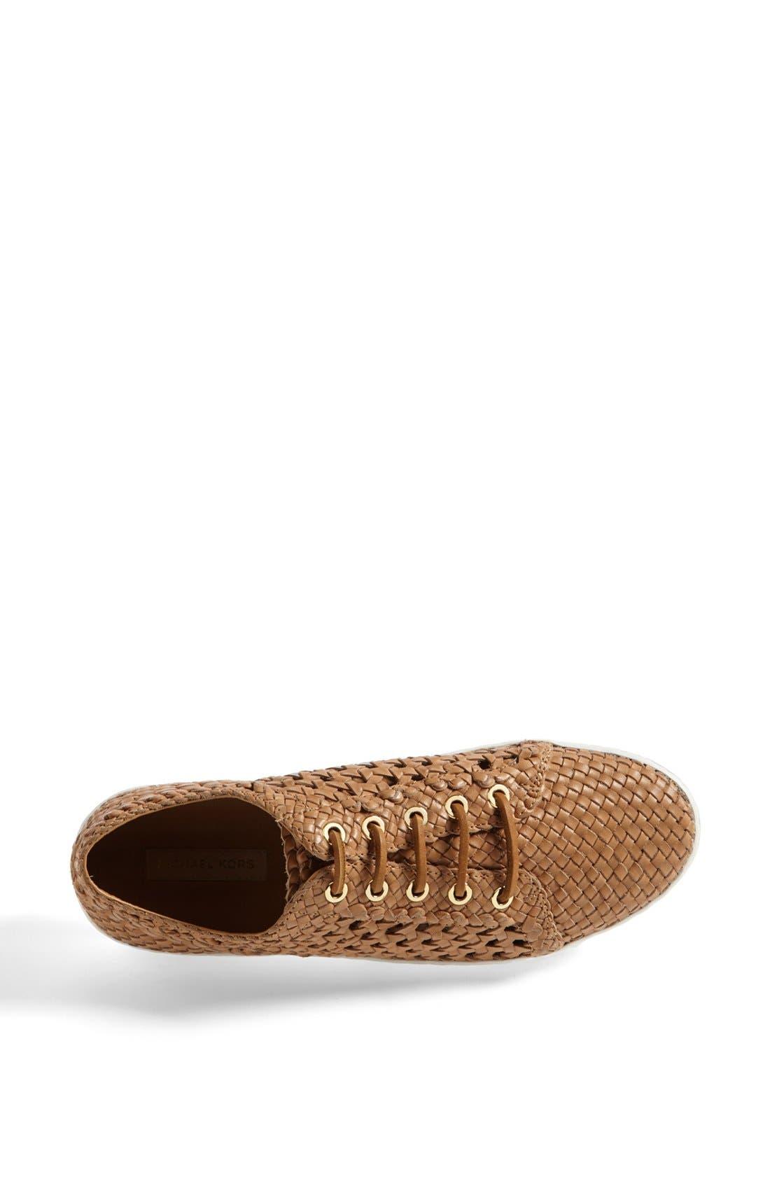 Alternate Image 3  - Michael Kors 'Violet' Sneaker (Online Only)