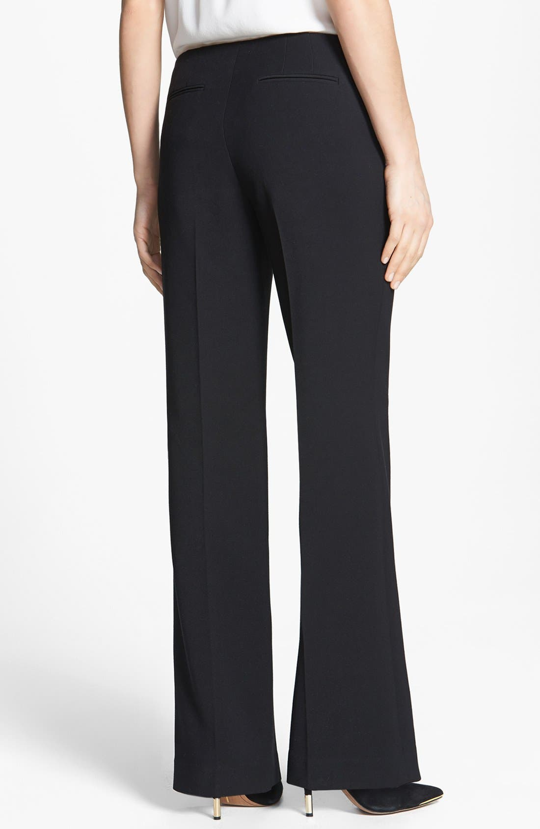 Alternate Image 2  - Anne Klein Flare Leg Pants