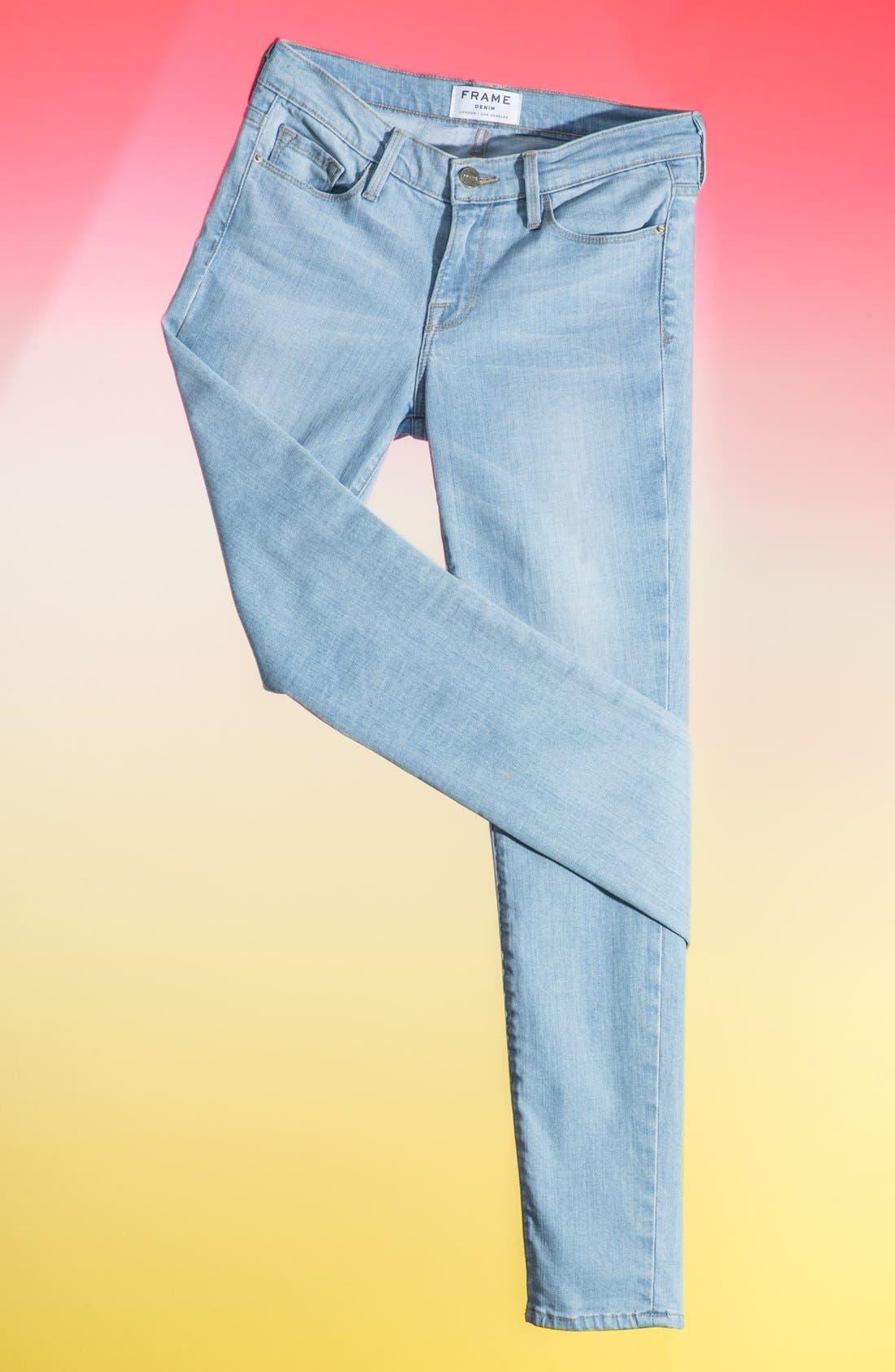 Alternate Image 1 Selected - Frame Denim 'Le Skinny de Jeanne' Jeans (Redchurch Street)