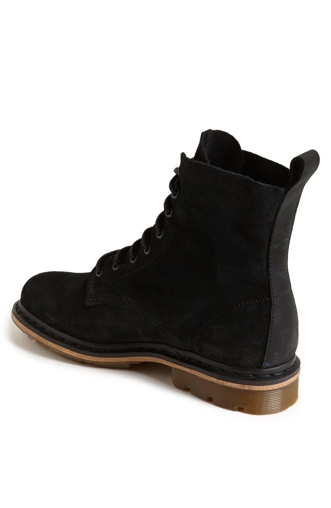 Alternate Image 2  - Dr. Martens 'Nero' Suede Boot