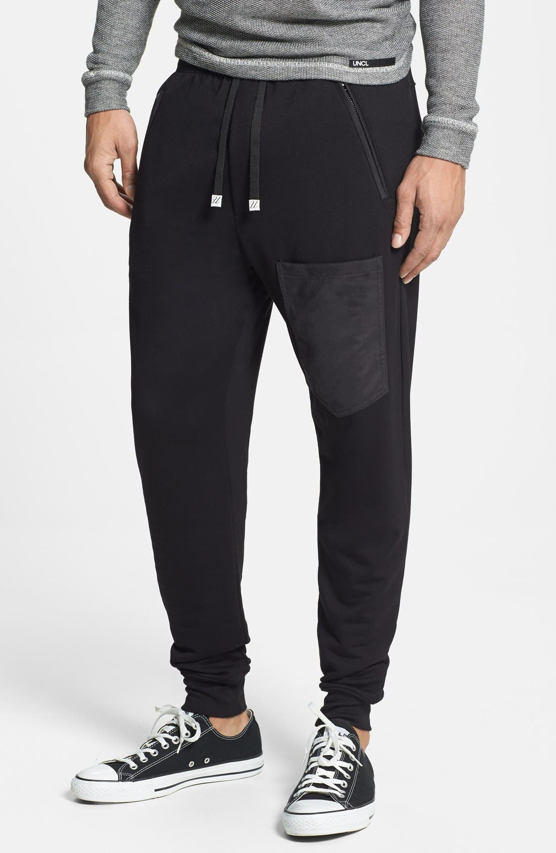 Alternate Image 1 Selected - UNCL Jogger Pants