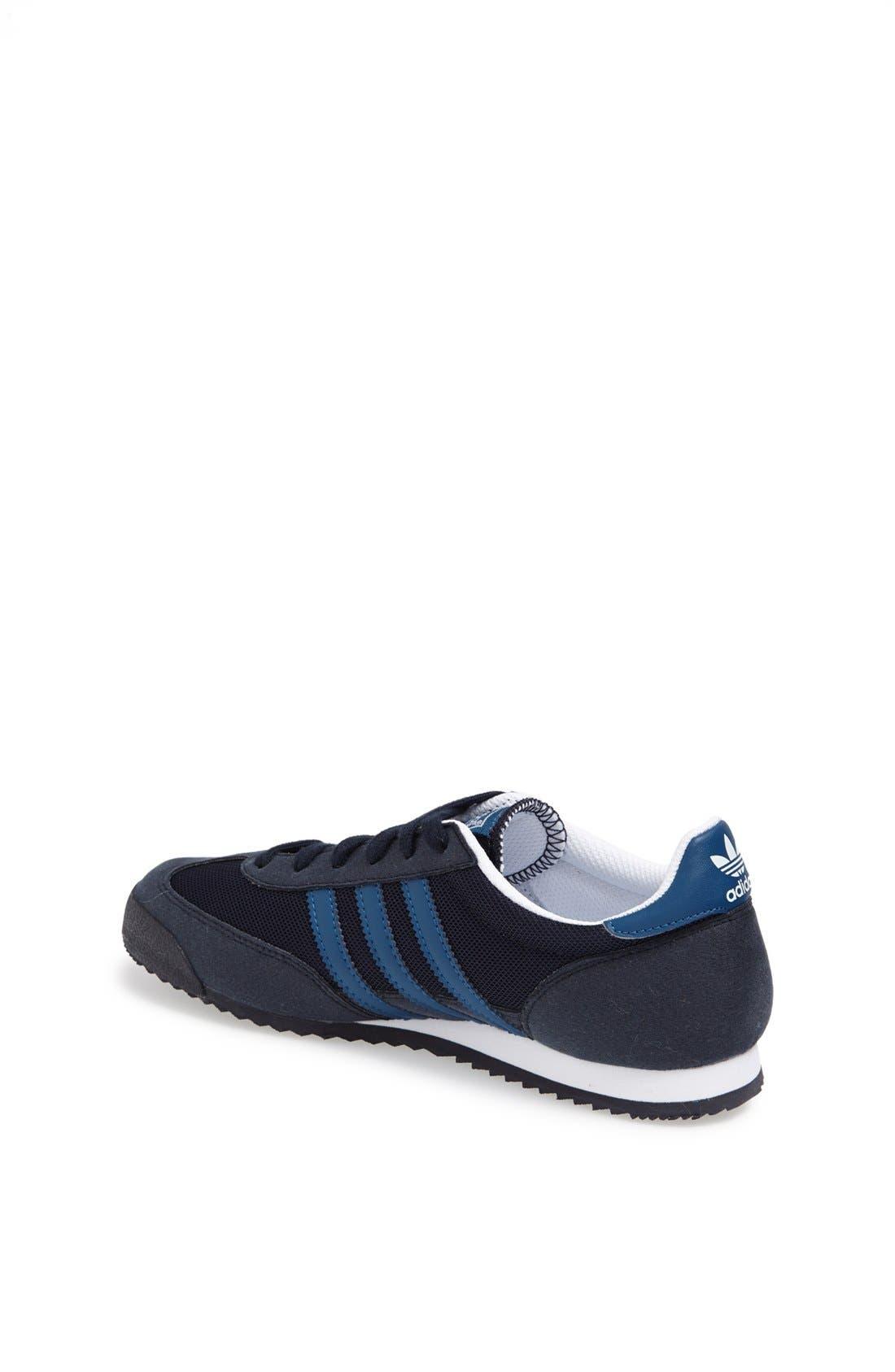 Alternate Image 2  - adidas 'Dragon' Sneaker (Big Kid)