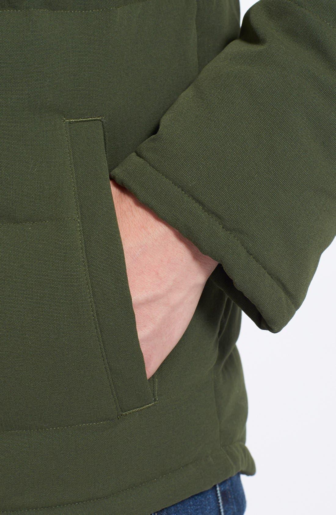 Alternate Image 7  - Patagonia 'Bivy' Quilted Down Jacket
