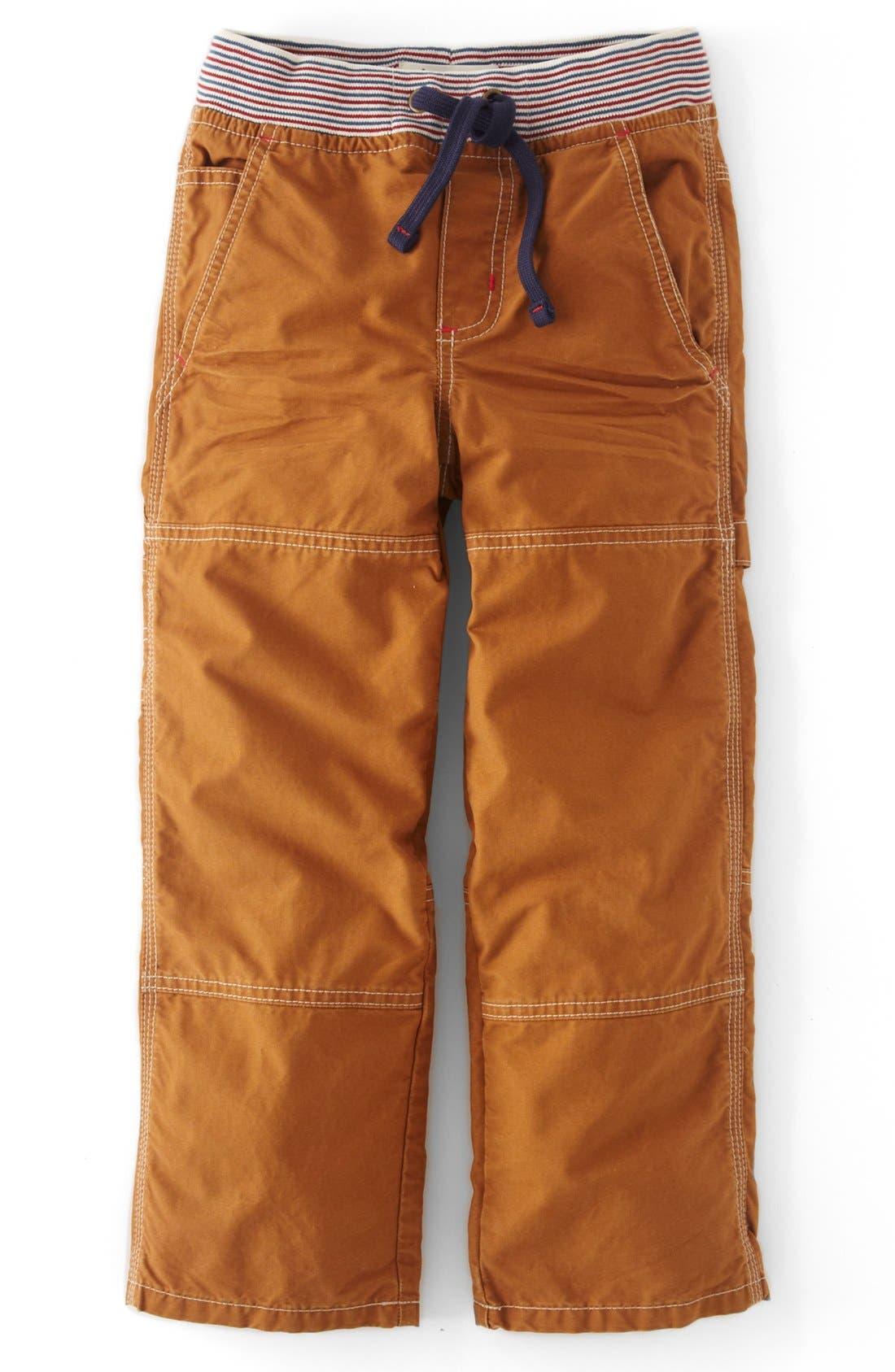 Main Image - Mini Boden Carpenter Pants (Toddler Boys, Little Boys & Big Boys)