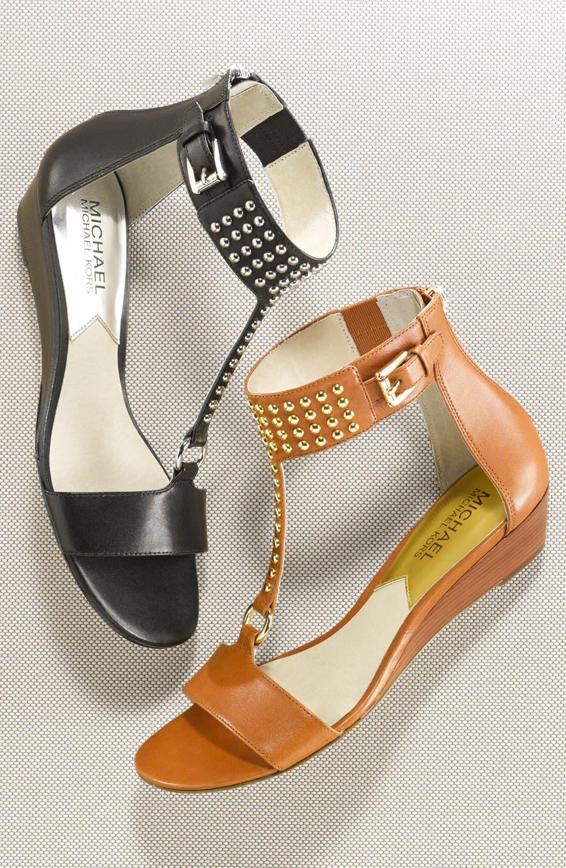 Alternate Image 5  - MICHAEL Michael Kors 'Celena' Wedge Sandal