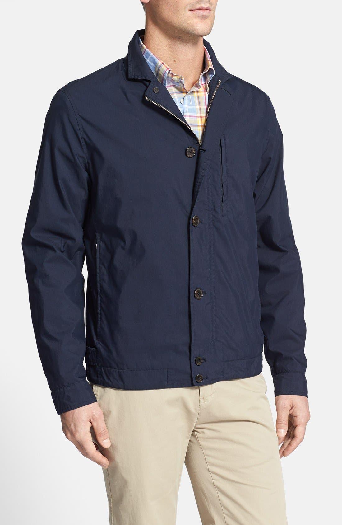 Alternate Image 1 Selected - Façonnable Cotton Blend Jacket