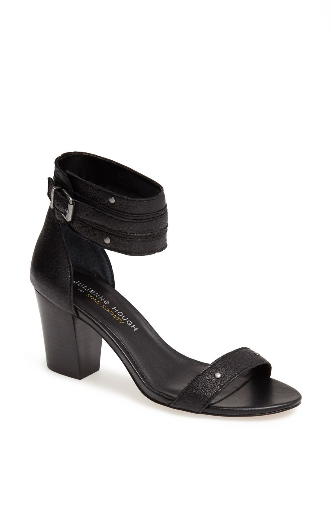 Alternate Image 1 Selected - Julianne Hough for Sole Society 'Rochelle' Sandal