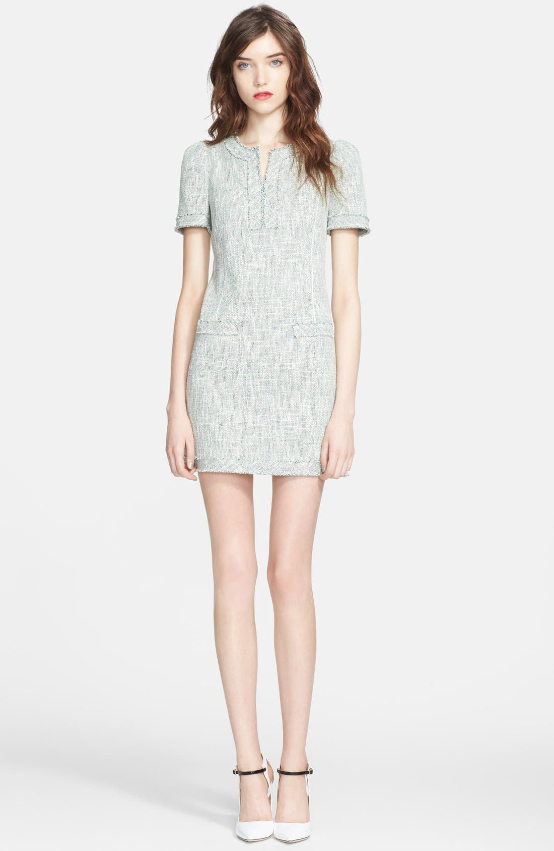 Alternate Image 1 Selected - Mcginn 'Isabella' Tweed Tunic Dress
