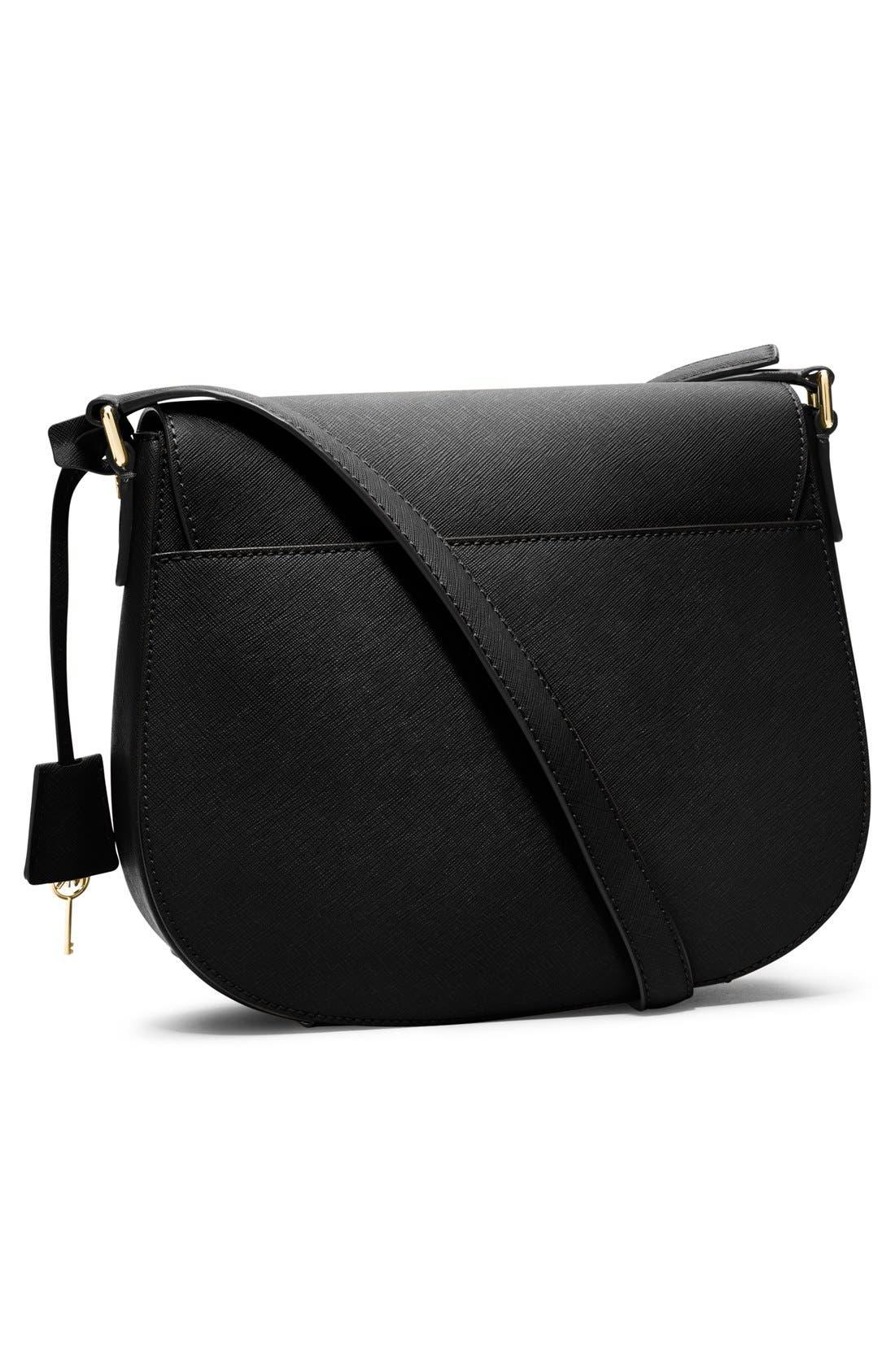 Alternate Image 3  - MICHAEL Michael Kors 'Large' Saffiano Leather Messenger Bag