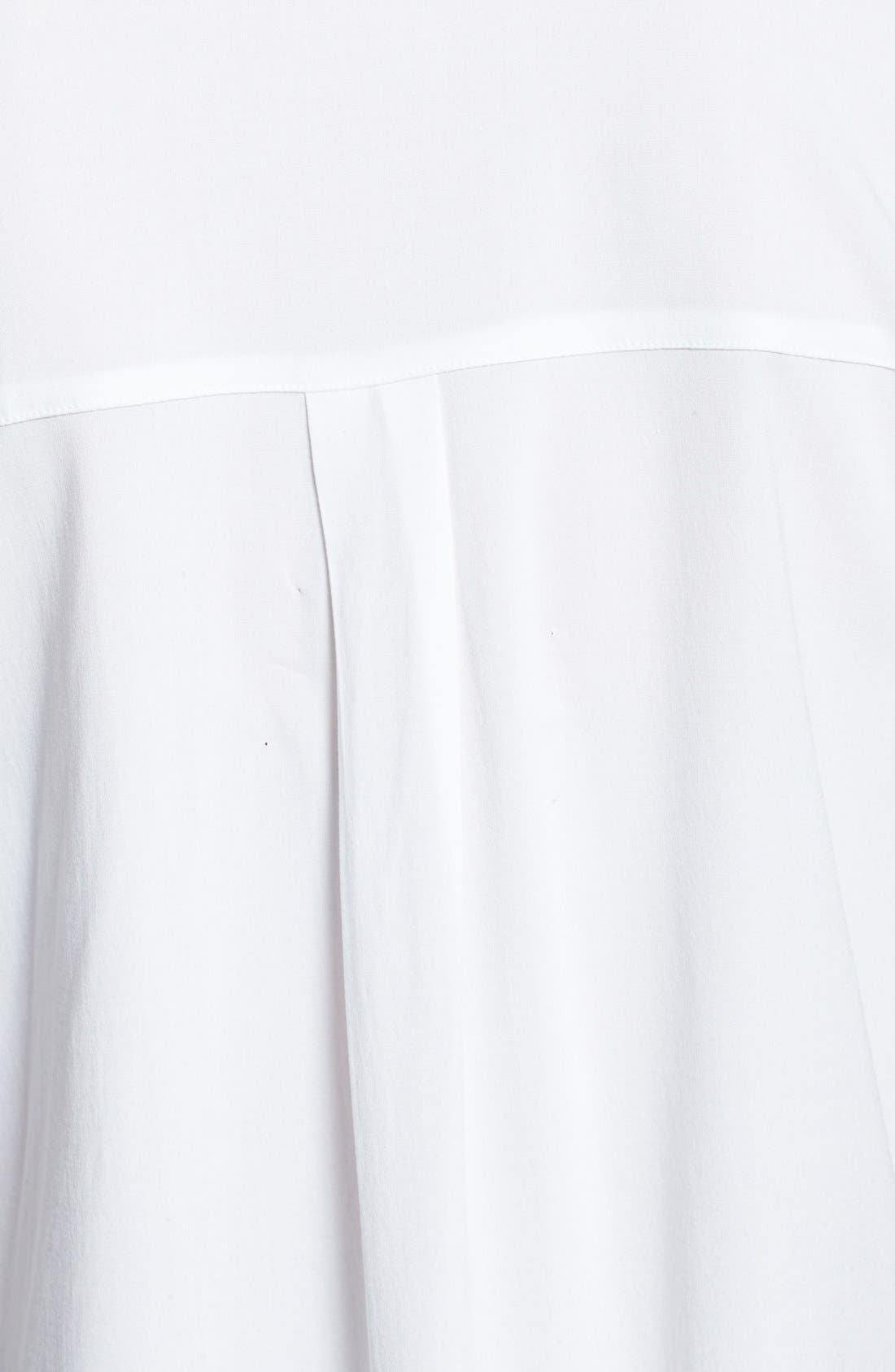 Alternate Image 3  - KUT from the Kloth 'Rebecca' Roll Sleeve Blouse