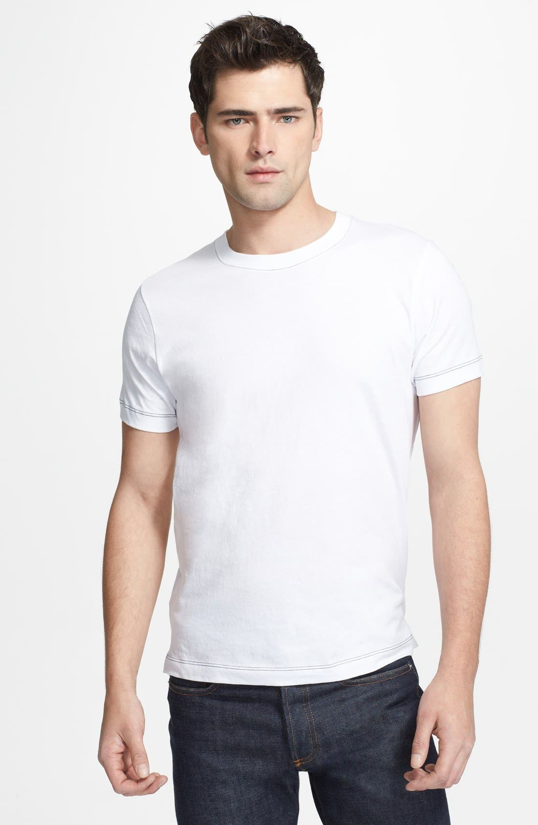 Alternate Image 1 Selected - Billy Reid 'Pensacola' Crewneck T-Shirt
