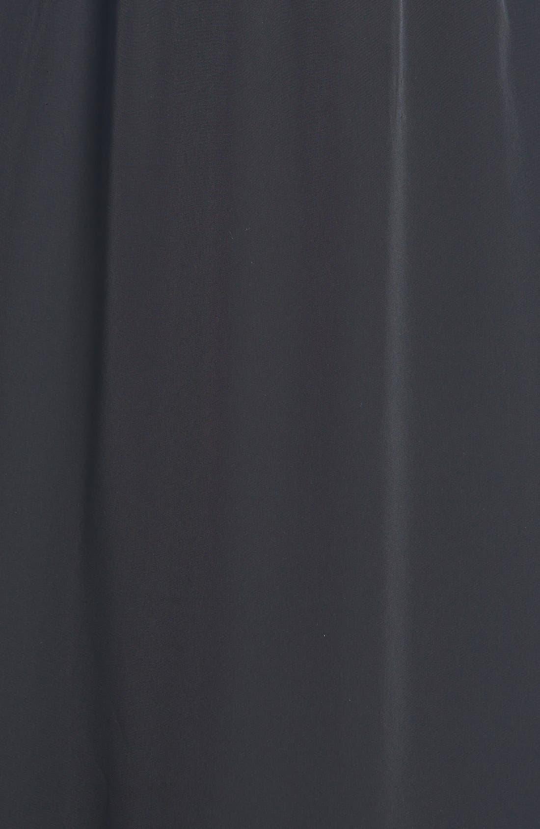 Alternate Image 3  - Leith Side Slit Woven Midi Skirt