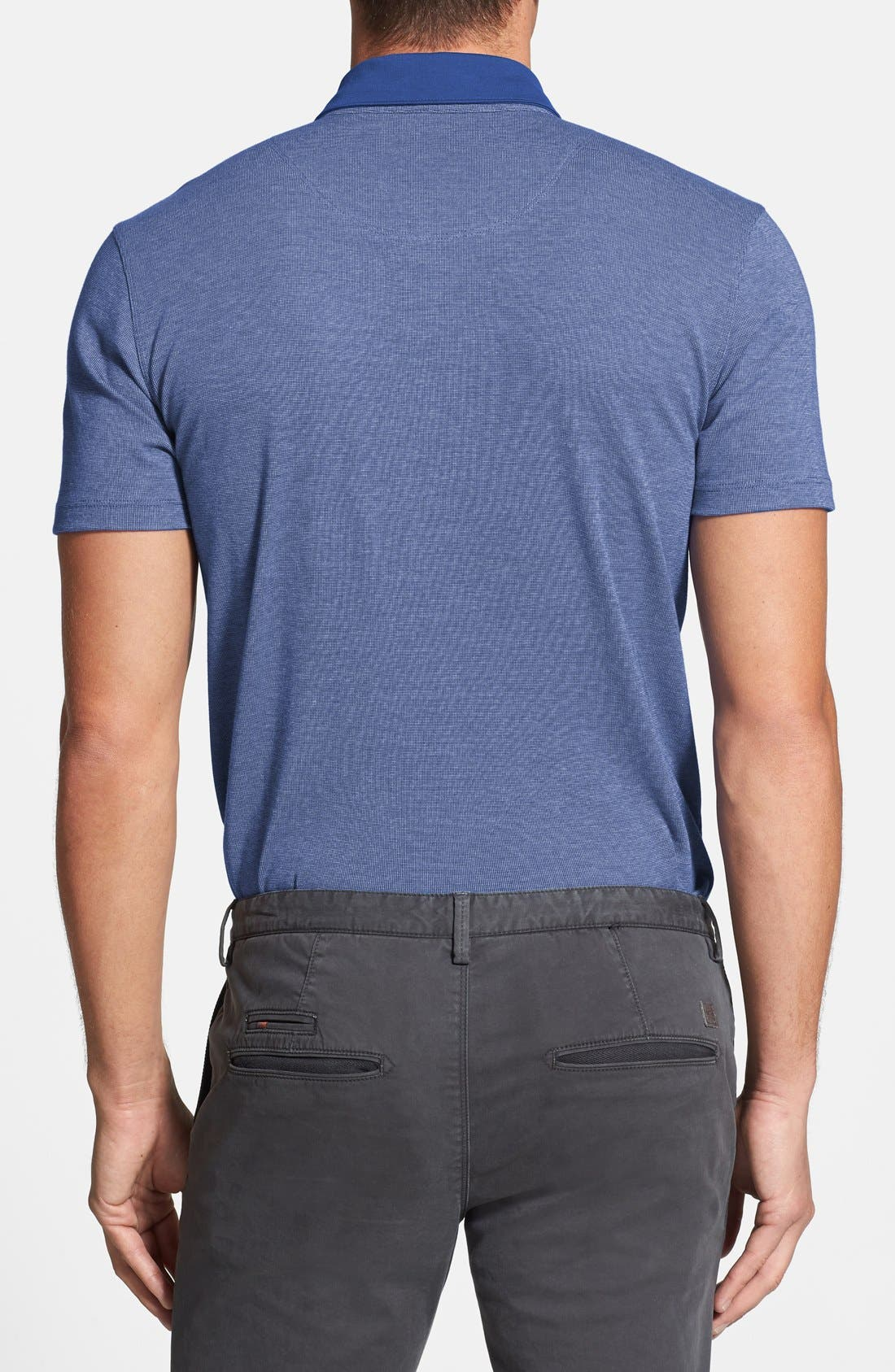 Alternate Image 2  - BOSS HUGO BOSS 'Fontana' Polo Shirt