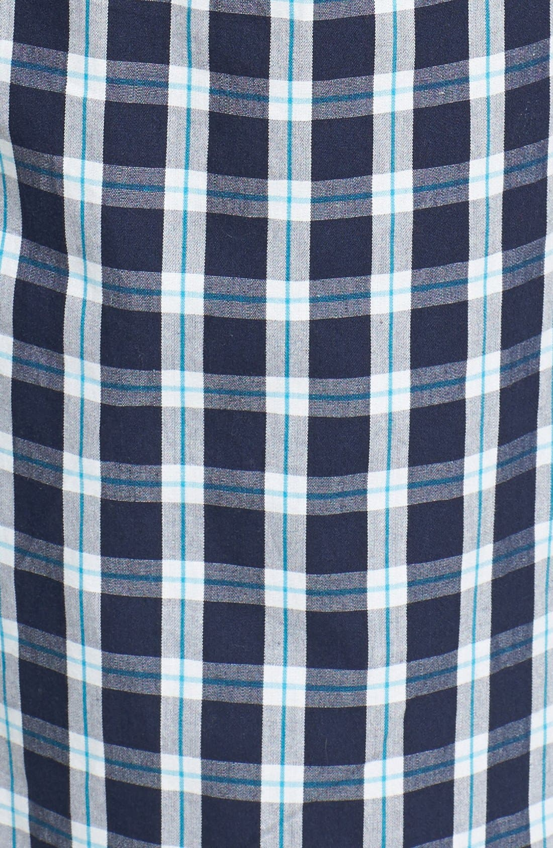 Alternate Image 3  - Michael Kors Check Lounge Pants