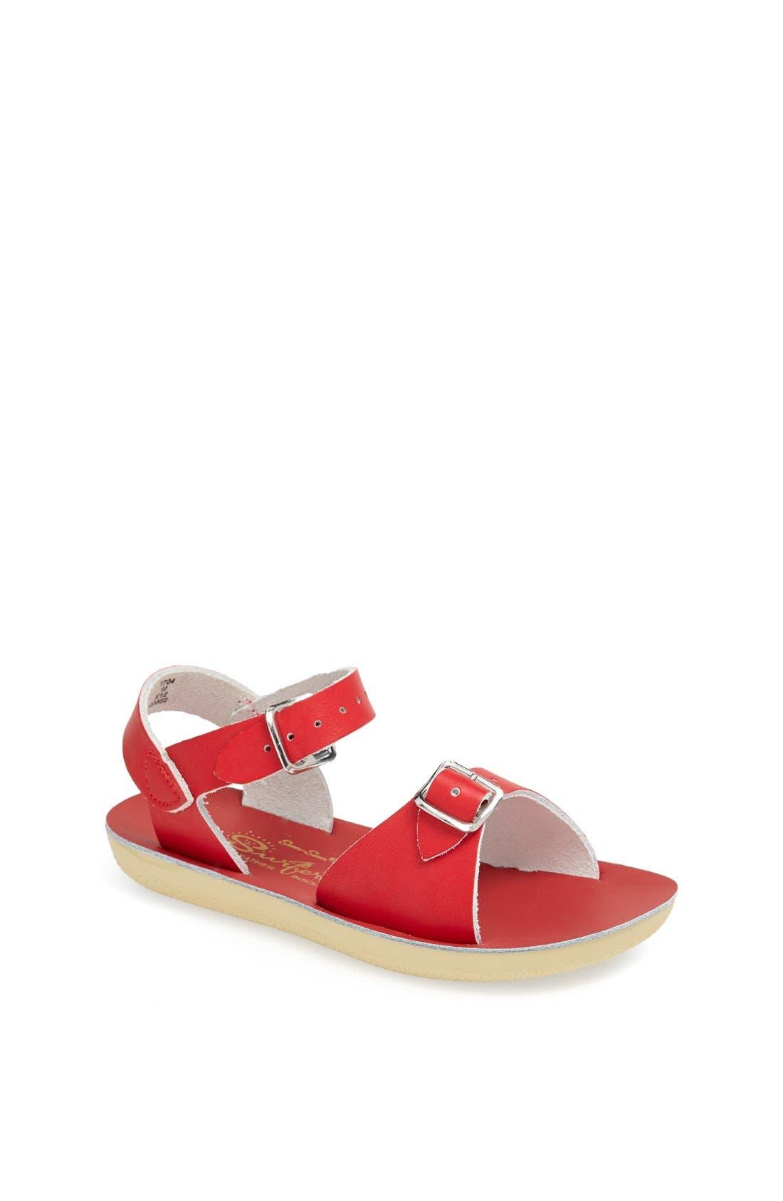 Salt Water Sandals by Hoy 'Surfer' Sandal (Baby, Walker, Toddler & Little Kid)