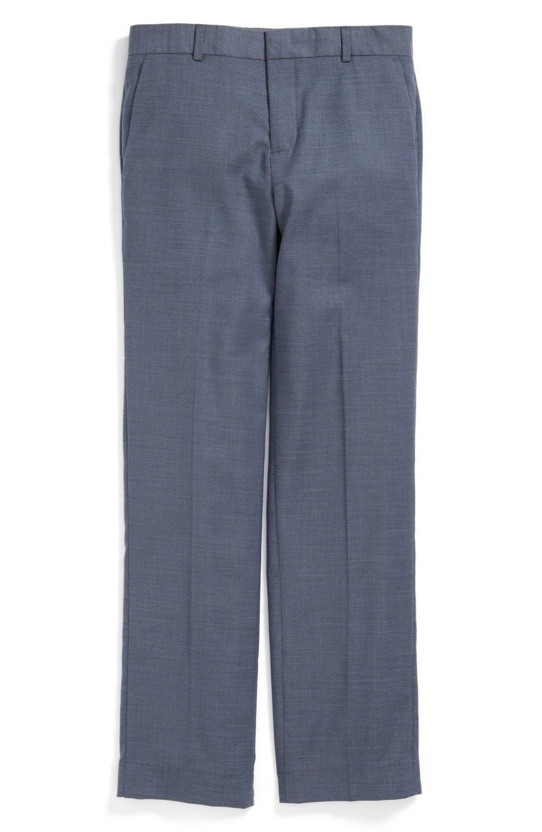 Alternate Image 1 Selected - C2 by Calibrate 'Sterling' Dress Pants (Big Boys)
