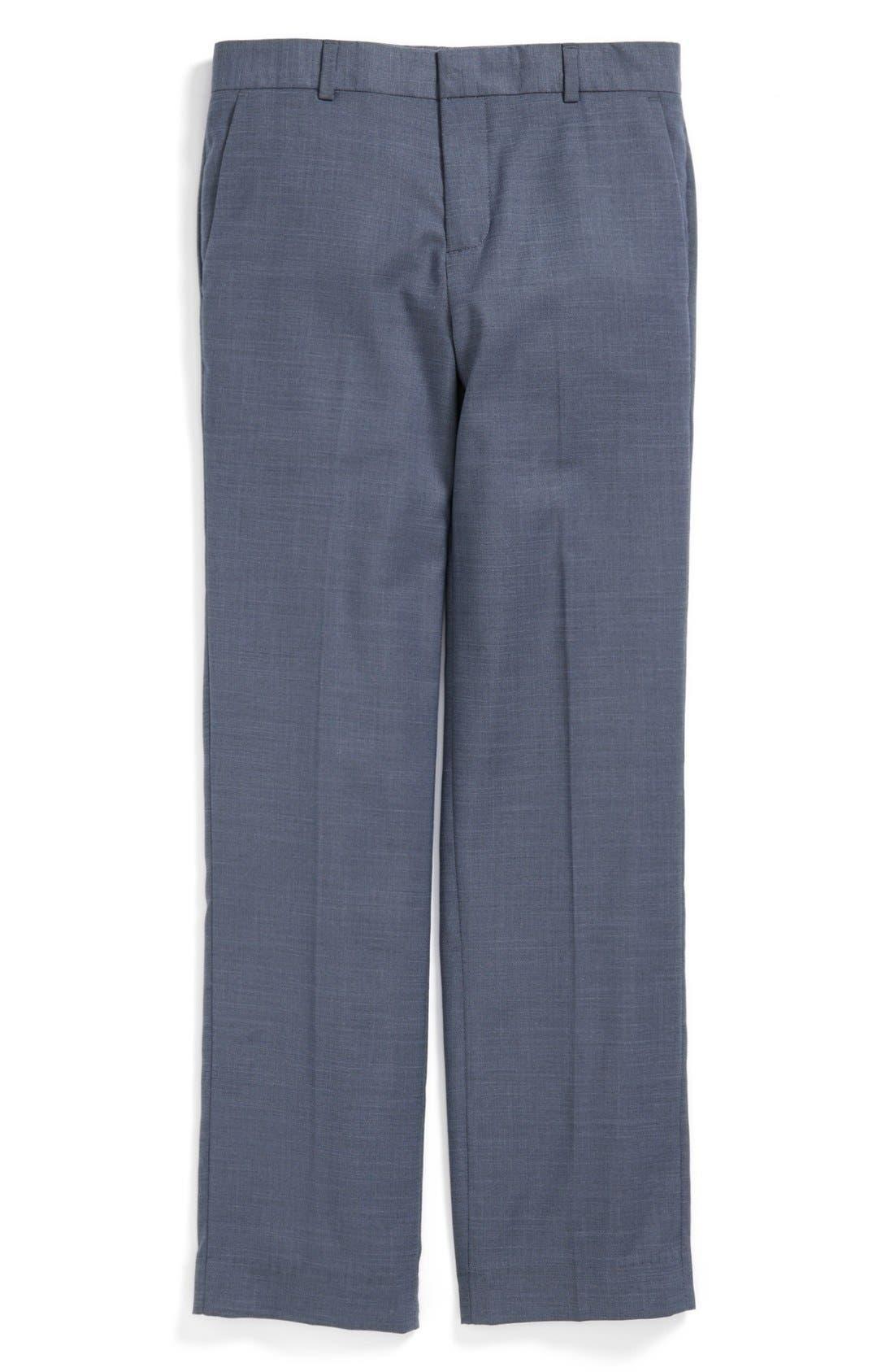Main Image - C2 by Calibrate 'Sterling' Dress Pants (Big Boys)
