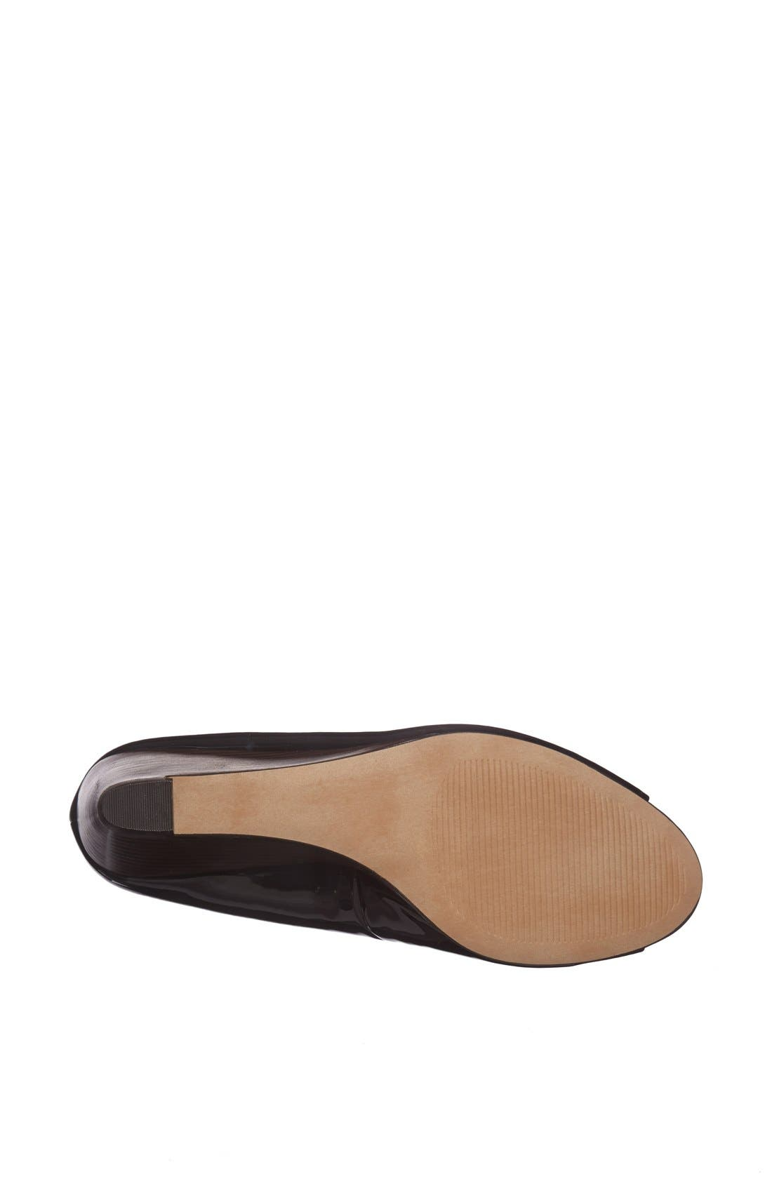 Alternate Image 4  - Sole Society 'Laurie' Wedge (Women)