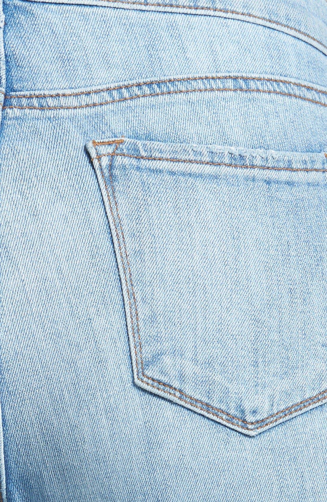 Alternate Image 3  - J Brand 'Jake' Skinny Boyfriend Jeans (Eternal)