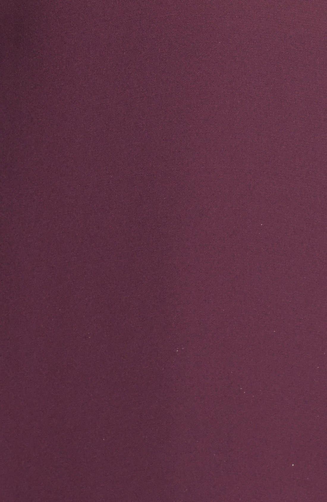 Alternate Image 3  - Evans Embellished Collar Blouse (Plus Size)
