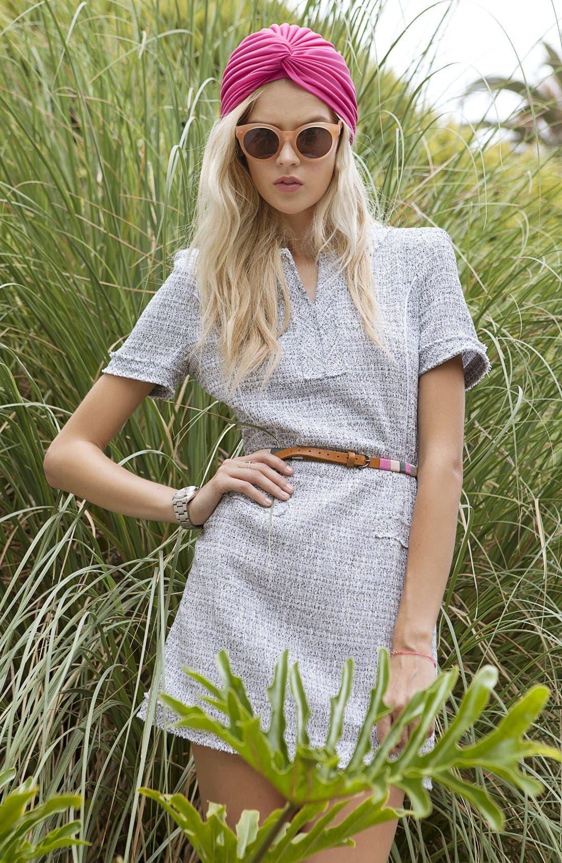 Alternate Image 3  - Mcginn 'Isabella' Tweed Tunic Dress