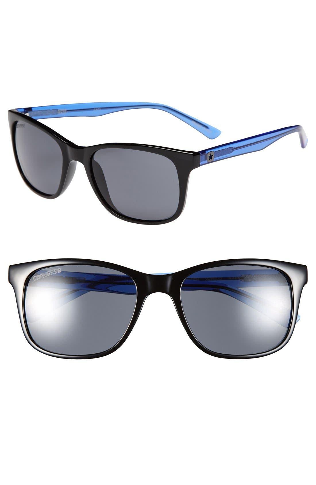 Alternate Image 1 Selected - Converse 55mm Retro Sunglasses