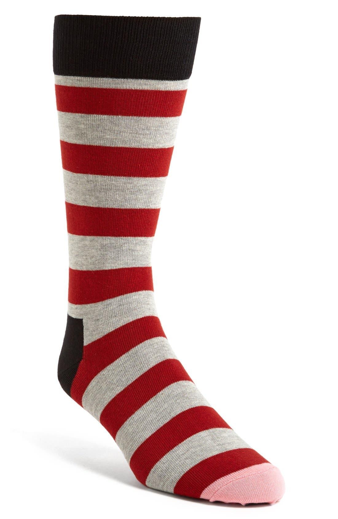 Alternate Image 1 Selected - Happy Socks Patterned Socks