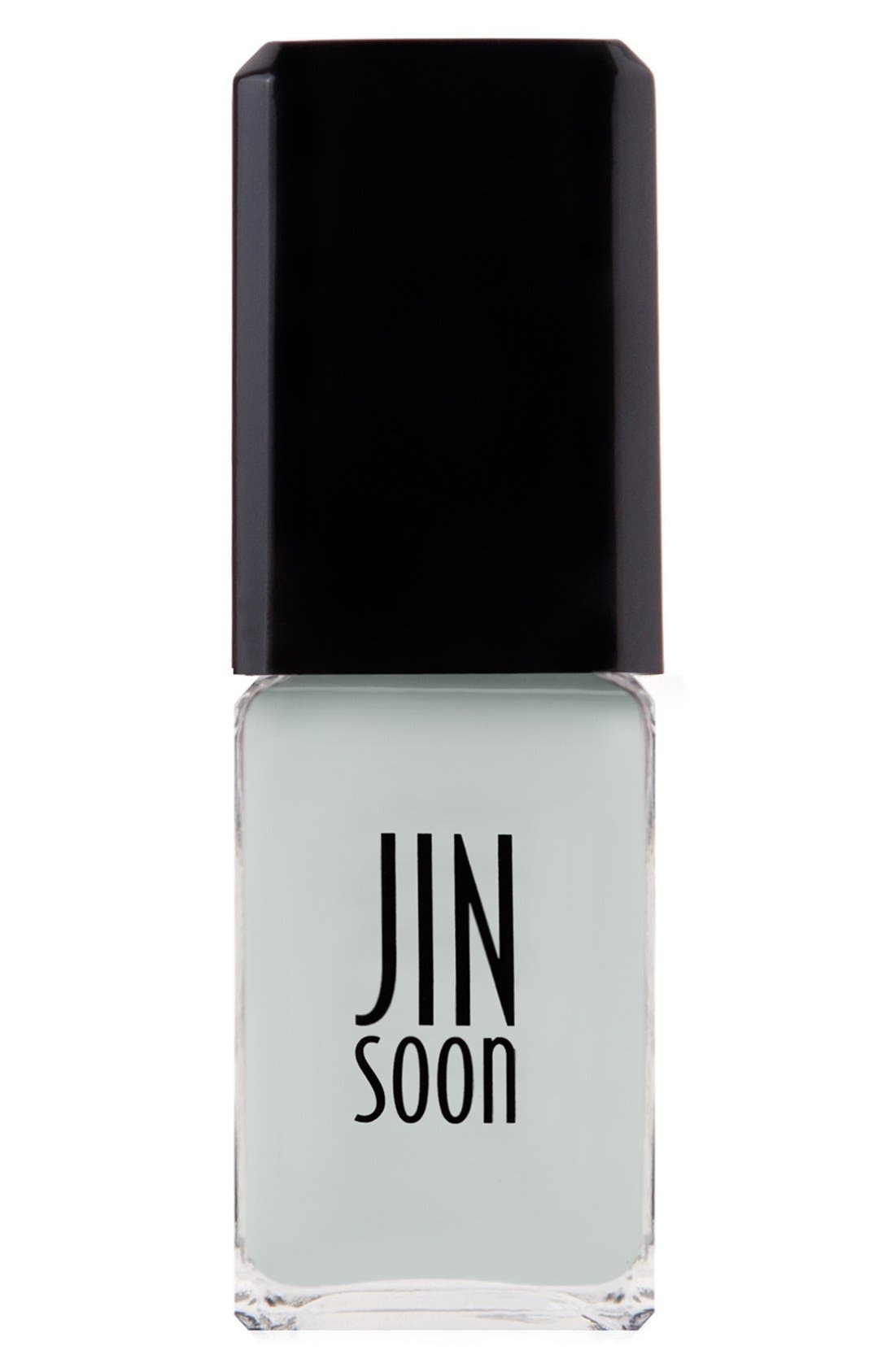 JINsoon 'Kookie White' Nail Lacquer
