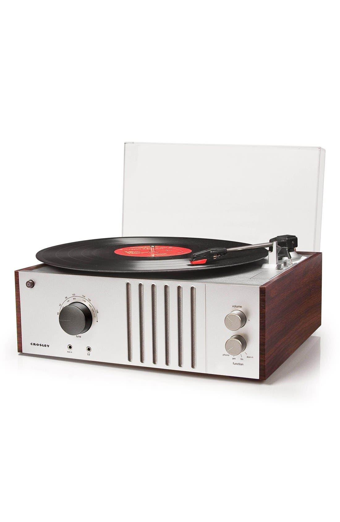 Alternate Image 2  - Crosley Radio 'Player' Turntable
