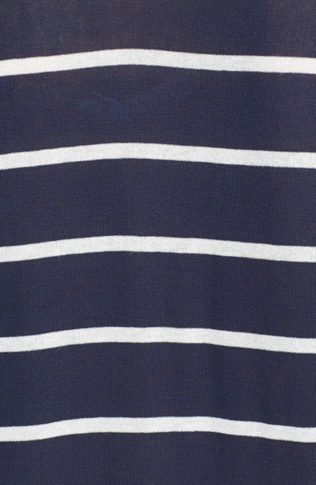 Alternate Image 3  - Splendid Stripe Jersey Pocket Tee